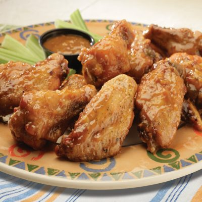 Thai-Wings-with-napkin